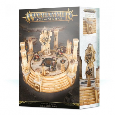 Warhammer: Age of Sigmar - Dominion of Sigmar: Sigmarite Dais