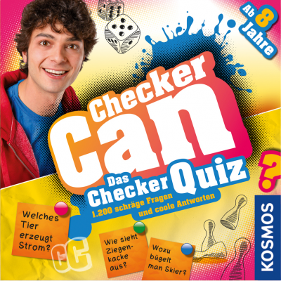 Checker Can: Das Checker Quiz