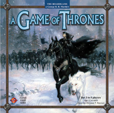 A Game of Thrones: The Board Game (First Edition)