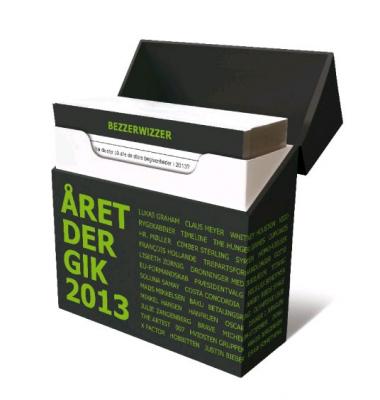 Bezzerwizzer Året Der Gik 2013