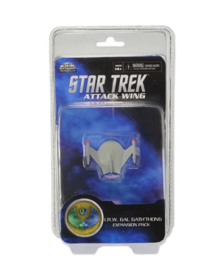 Star Trek: Attack Wing - I.R.W. Gal Gath'thong Expansion Pack