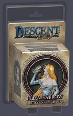 Descent: Journeys in the Dark (Second Edition) – Eliza Farrow Lieutenant Pack