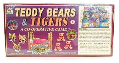 Teddy Bears & Tigers
