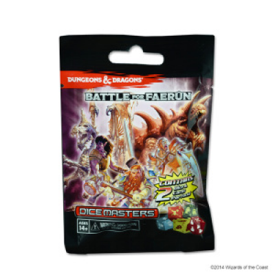 Dungeons & Dragons Dice Masters: Battle for Faerûn - Booster