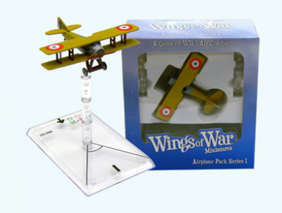 Wings of War: WW1 Airplane Pack - Spad XII (Francesco Baracca)