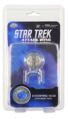 Star Trek: Attack Wing - Enterprise NX-01 Federation Expansion Pack