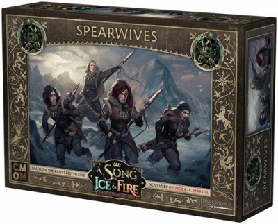 A Song of Ice & Fire: Tabletop Miniatures Game – Spearwives