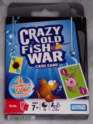Crazy Old Fish War