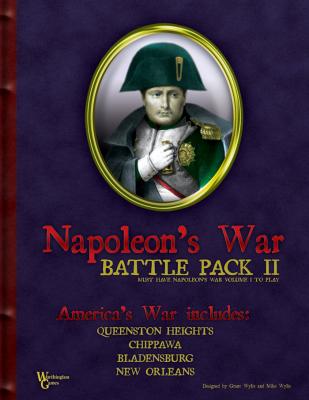 Napoleon's War: Battle Pack II: America's War