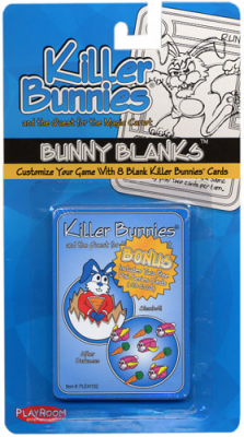 Killer Bunnies Bunny Blanks #2