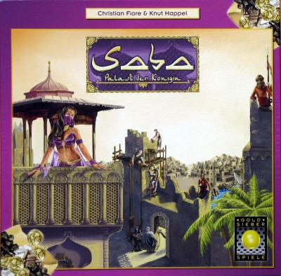 Saba: Palast der Königin