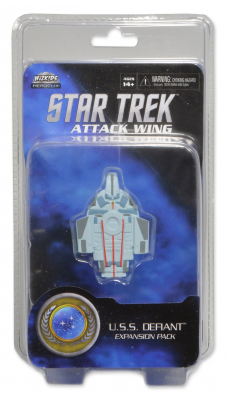 Star Trek: Attack Wing - U.S.S. Defiant Expansion Pack