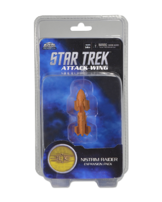 Star Trek: Attack Wing - Nistrim Raider Expansion Pack