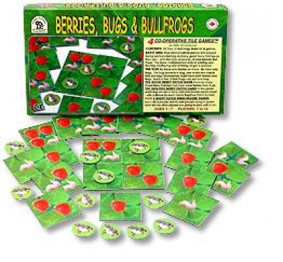 Berries, Bugs & Bullfrogs