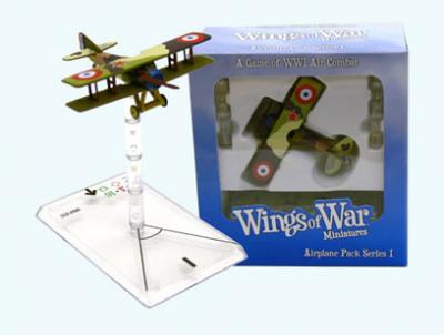 Wings of War: WW1 Airplane Pack - Spad XIII (Rene Paul Fonck)