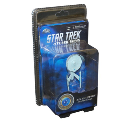 Star Trek: Attack Wing - U.S.S. Enterprise-A (Refit) Expansion Pack