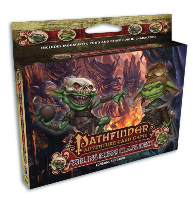 Pathfinder Adventure Card Game: Class Deck – Goblins Burn!