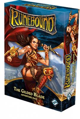Runebound (Third Edition) – The Gilded Blade (Adventure Pack)
