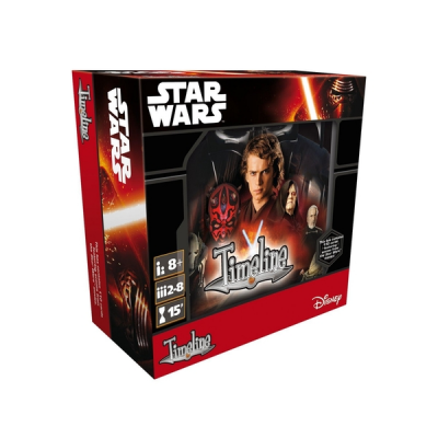 Timeline: Star Wars - Episode 1-3
