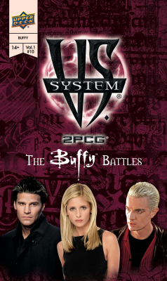 Vs System 2PCG: The Buffy Battles
