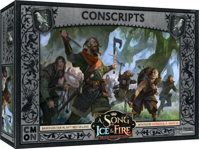 A Song of Ice & Fire: Tabletop Miniatures Game – Conscripts