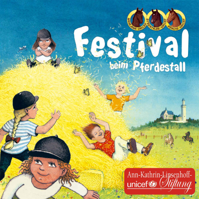 Festival beim Pferdestall
