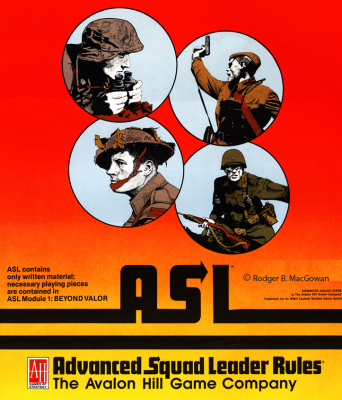 Advanced Squad Leader
