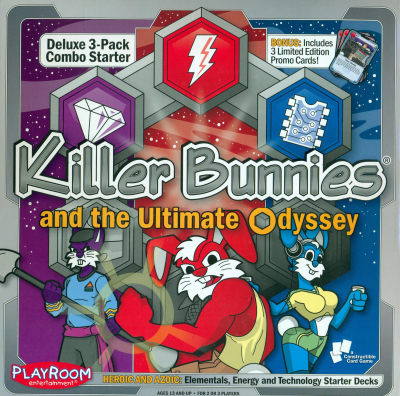 Killer Bunnies and the Ultimate Odyssey