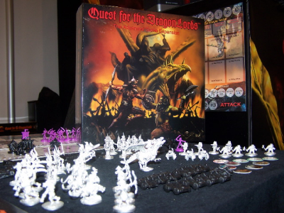 Quest for the DragonLords: The Advanced Game Expansion