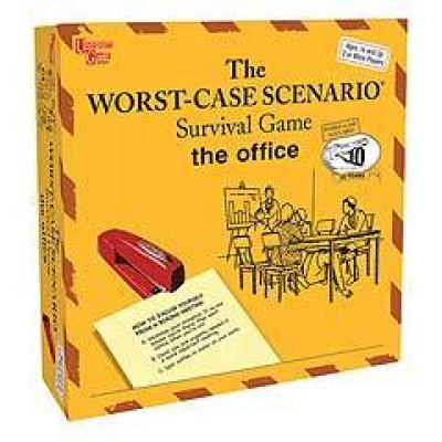 The Worst Case Scenario Survival Game: The Office