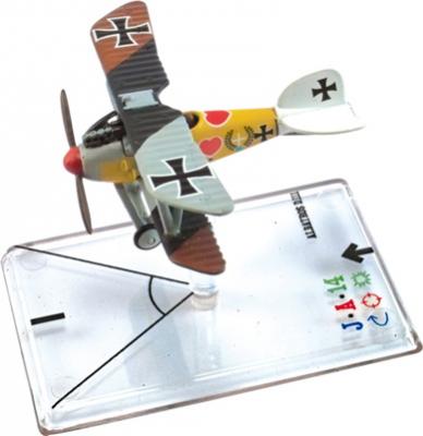 Wings of War: WW1 Airplane Pack - Albatross D.III (Voss)