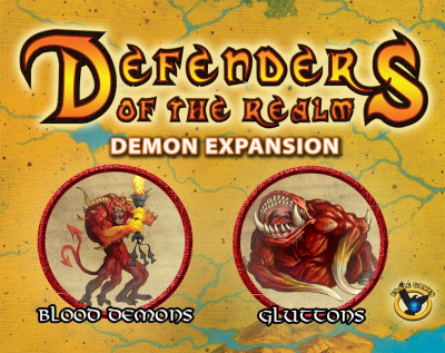 Defenders of the Realm: Demon Expansion
