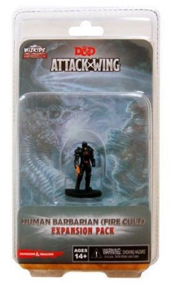 Dungeons & Dragons: Attack Wing – Human Barbarian Fire Cult Expansion Pack