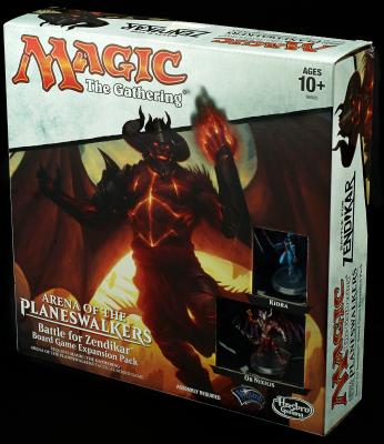Magic: The Gathering – Arena of the Planeswalkers – Battle for Zendikar