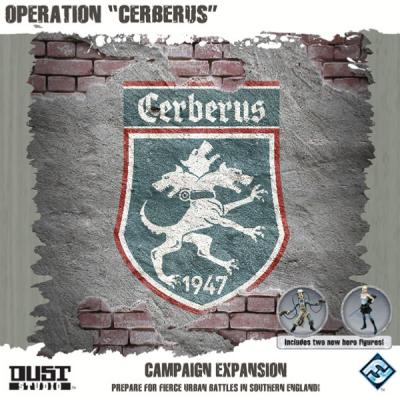 "Dust Tactics: Operation ""Cerberus"""