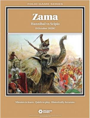 Zama: Hannibal vs Scipio