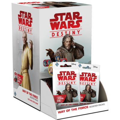 Star Wars: Destiny - Way of the Force Booster Box