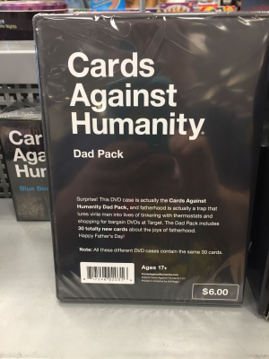 Cards Against Humanity: Dad Pack