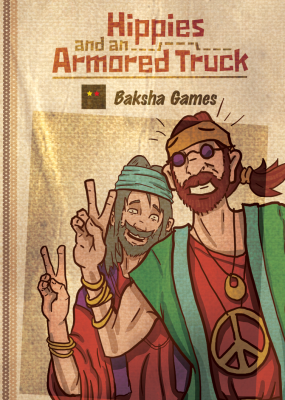 Banditos: Hippies and an Armored Truck