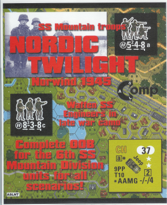 ASL Comp Nordic Twilight - Nordwind 1945
