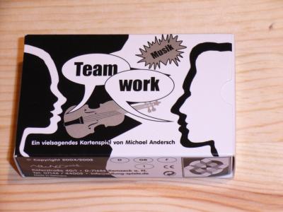 Team Work: Musik