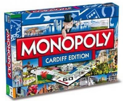 Monopoly: Cardiff Edition