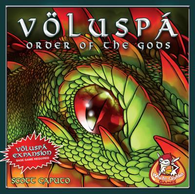 Völuspá: Order of the Gods