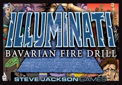 Illuminati: Bayrische Feuerlöschübung