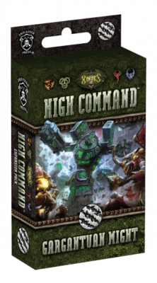 Hordes: High Command – Gargantuan Might