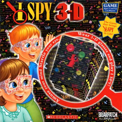 I Spy 3D