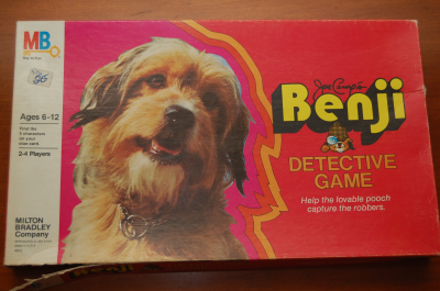 Benji Detective Game