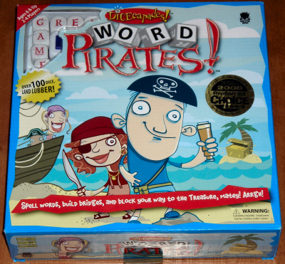 Word Pirates!
