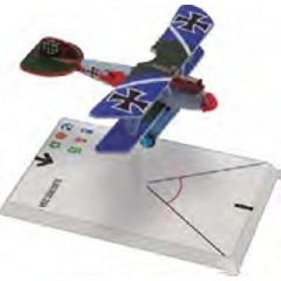 Wings of Glory: WW1 Airplane Pack - Albatros D.Va (von Hippel)