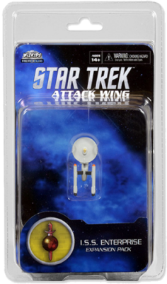 Star Trek: Attack Wing – I.S.S. Enterprise Mirror Universe Expansion Pack
